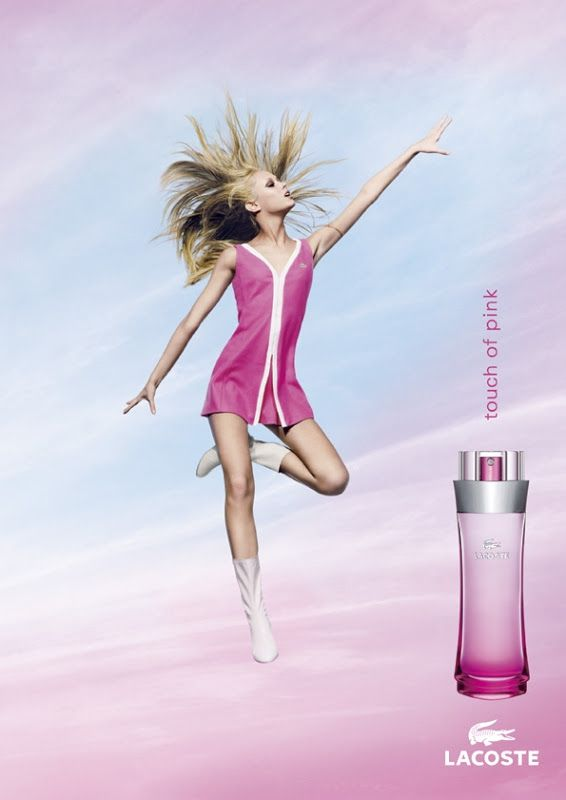 AdvertismentEau De Lacoste Pink Touch Of eE9HYDIW2b