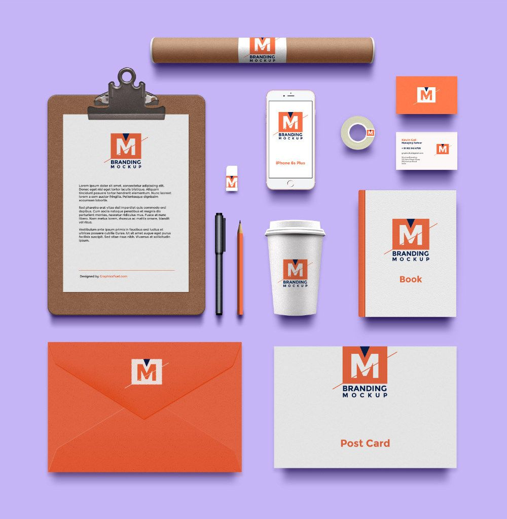 Free branding identity mockup mock up business cards and template free branding identity mockup freebies graphic design free resource template display identity paper branding stationary business card book cup showcase reheart Images