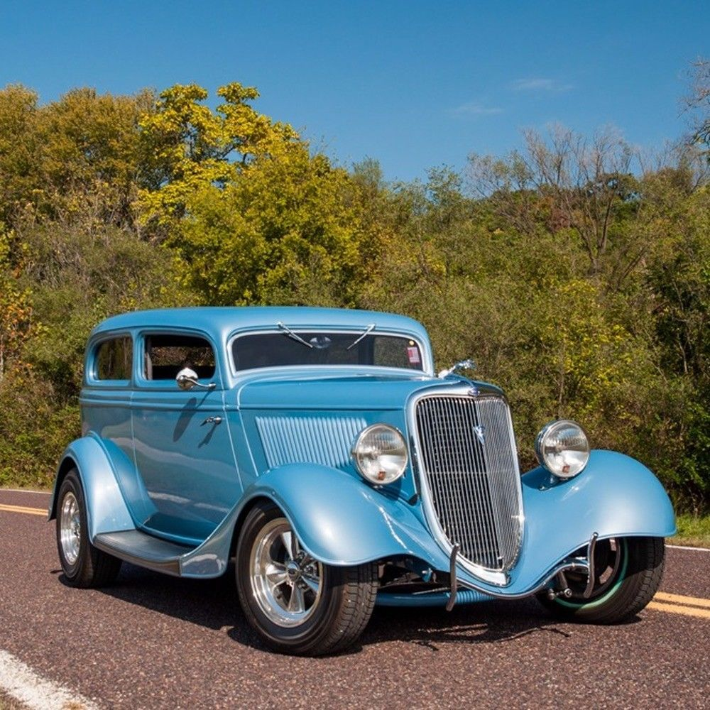 Cool Amazing 1934 Ford Other Sedan Street Rod 1934 Ford Sedan ...