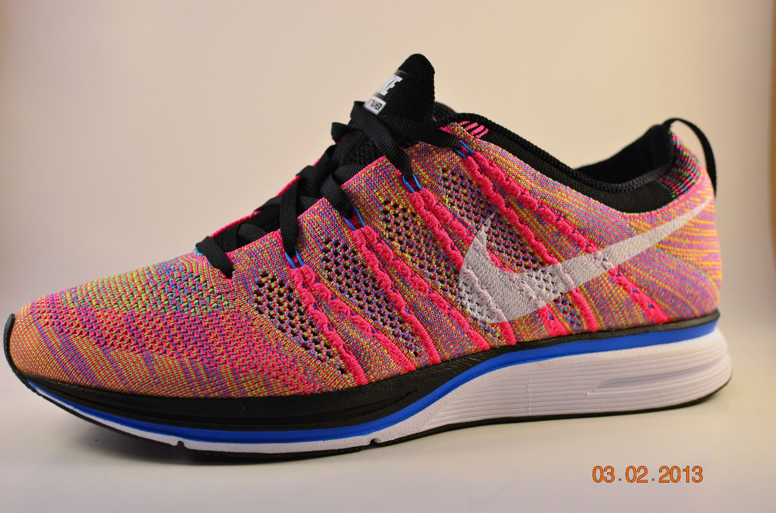 nike flyknit trainer multicolor sample coolest shoe ive ever seen - Free Sample Shoes