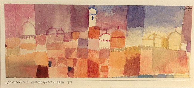 Afficher L Image D Origine Klee Kunstwerke Paul Klee