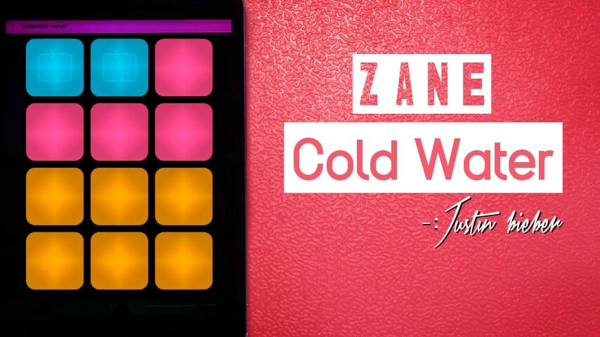 zane| superpads kit| cold water Justin Bieber