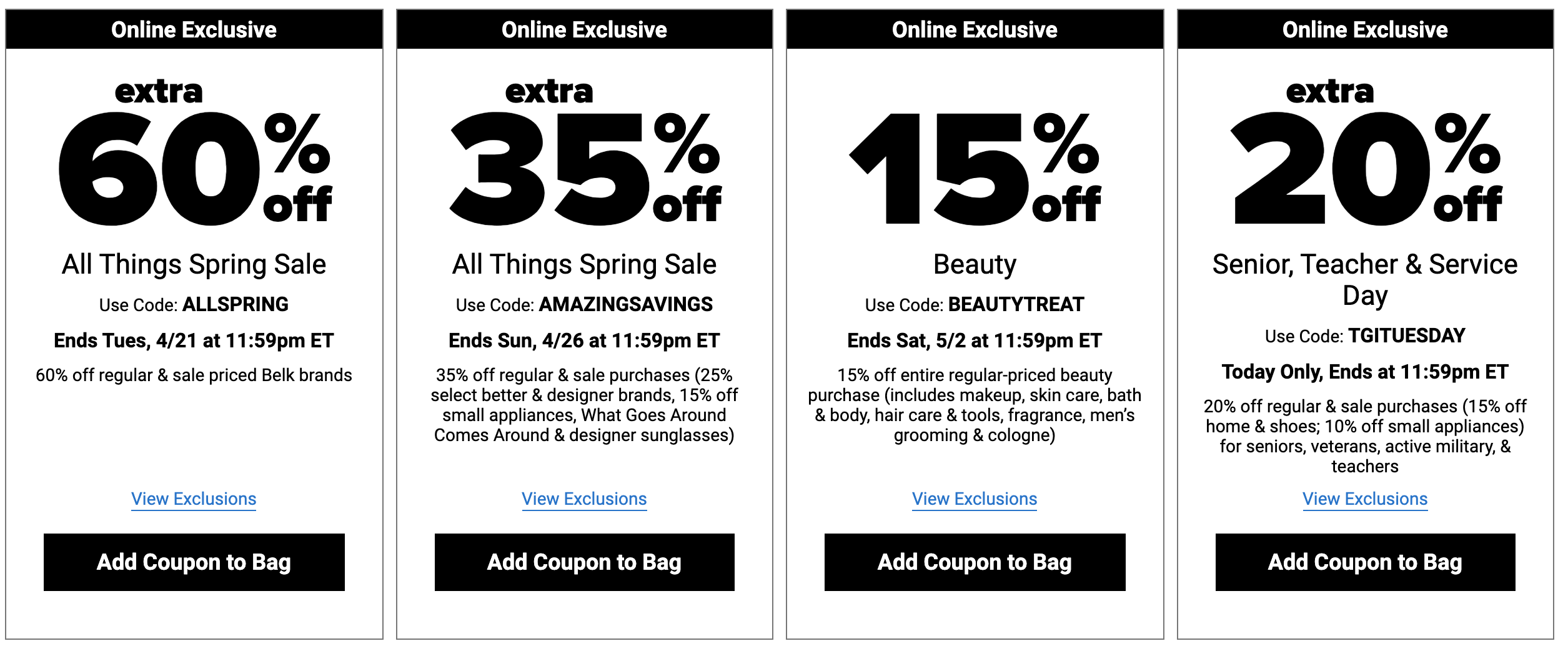 Belk 25 Off Select Beauty Incl Select Dior 15 Off Most Beauty Beauty Belk Beauty Gift