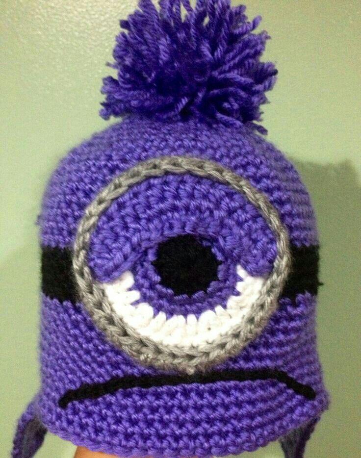 Minion | crochet/knit | Pinterest