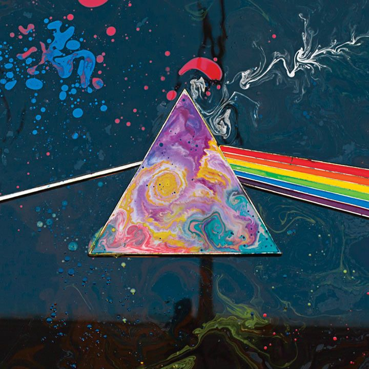 Pink Floyd Celebrate 40 Years Of Dark Side Of The Moon With