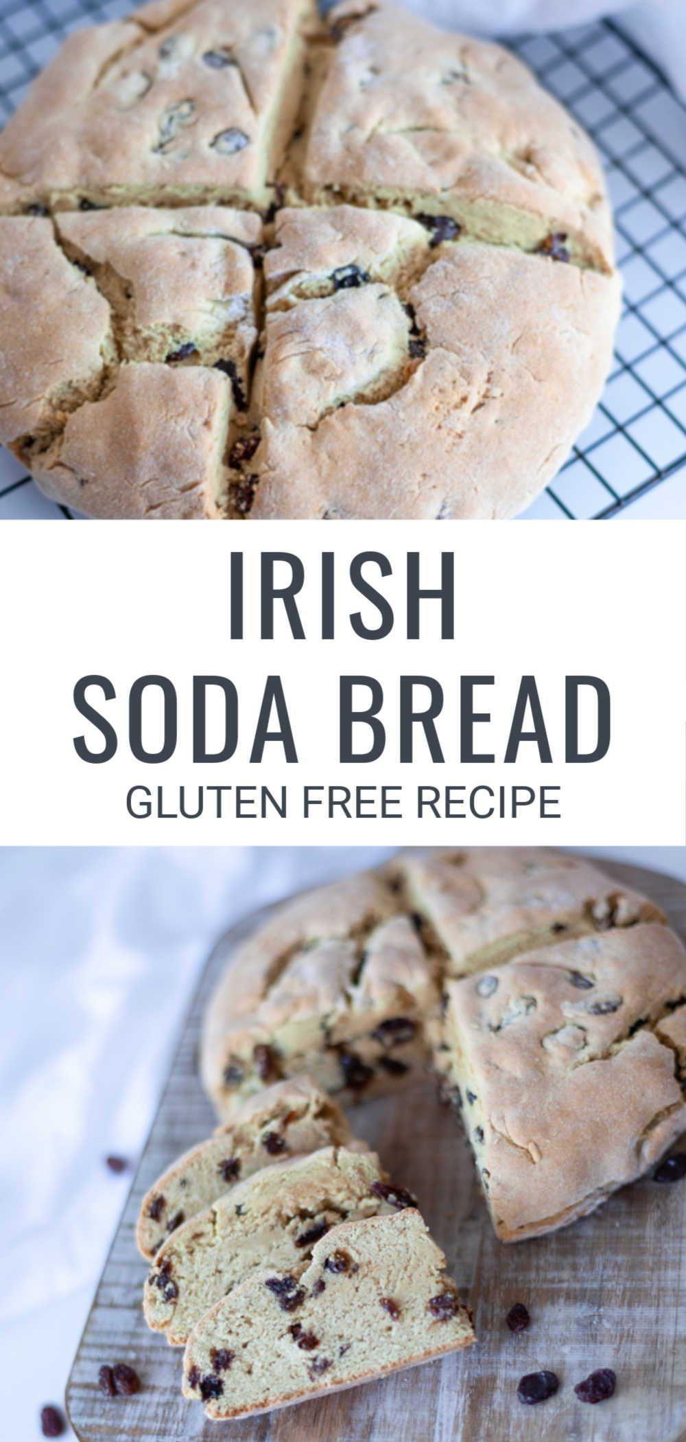 Gluten Free Irish Soda Bread Recipe Gluten Free Irish Soda Bread Recipe Easy Holiday Recipes Soda Bread