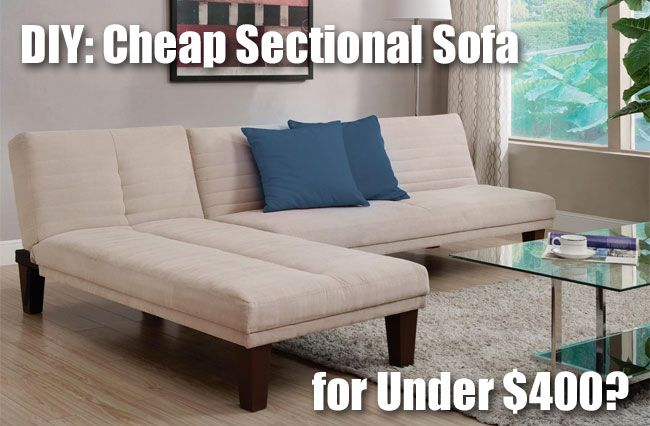 Diy Sectional Sofa For Under 400