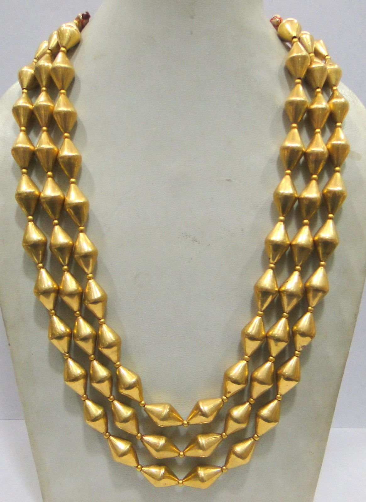Rajasthan vintage gold necklace JEWELLERY Pinterest Gold