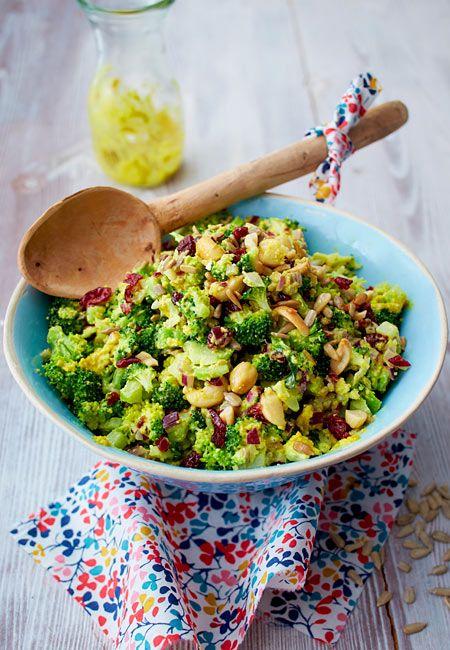 brokkoli cranberry salat mit currydressing rezept tm5 pinterest brokkoli salate brokkoli. Black Bedroom Furniture Sets. Home Design Ideas