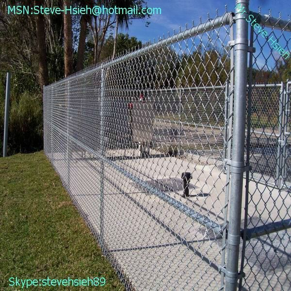 Chain Link Dog Fence For Sale