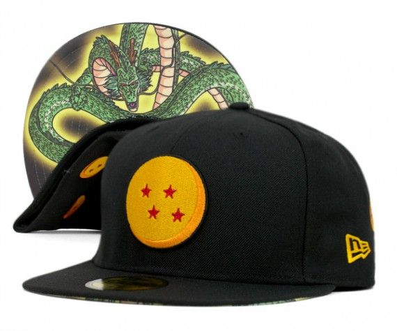 New Era Dragonball  zshock  snapbacks  71294f6d70c