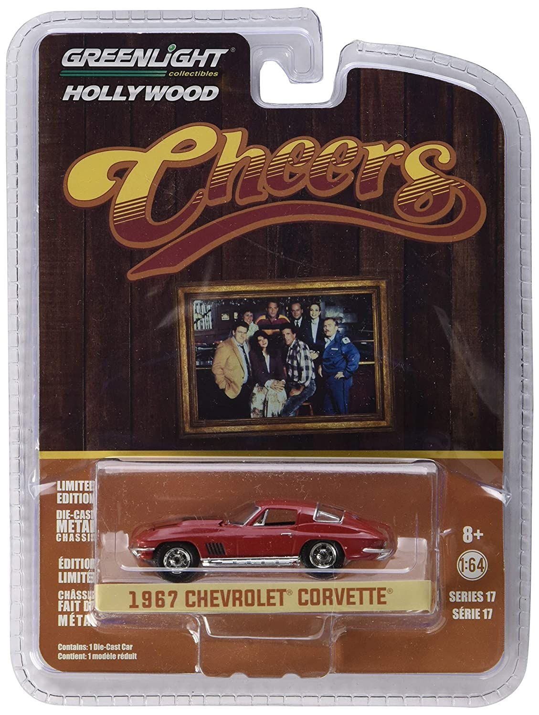 Greenlight 164 hollywood series 17 cheers 198293 tv