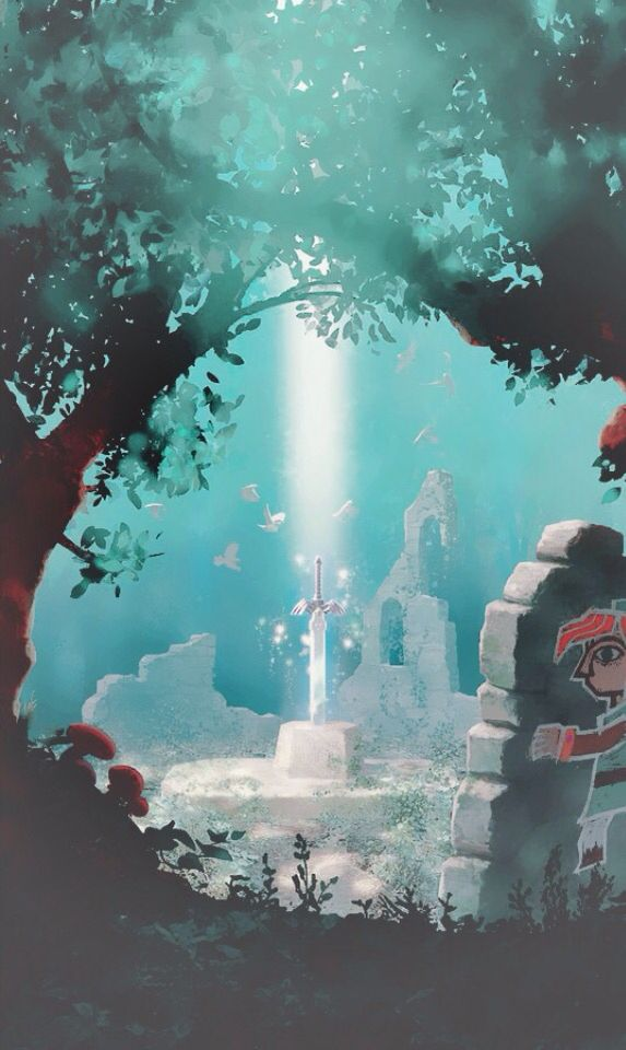 Hyliantraveler A Link Between Worlds Iphone Backgrounds Requested By