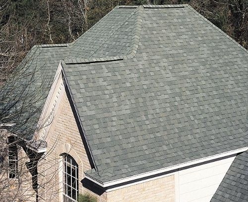 Best Landmark Shingles Cobblestone Grey Shingle Colors Roof 400 x 300