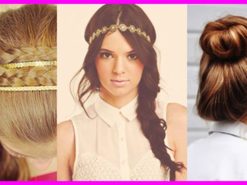 First Day of School Hairstyles #hairstyles #haircuts #hair #schoolhair #firstdayofschoolhairstyles First Day of School Hairstyles #hairstyles #haircuts #hair #schoolhair #firstdayofschoolhairstyles