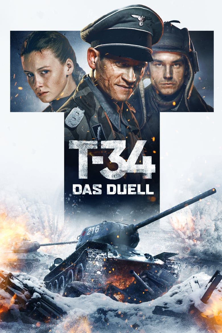 T-34 2018 720p BluRay Dual Audio In Hindi English