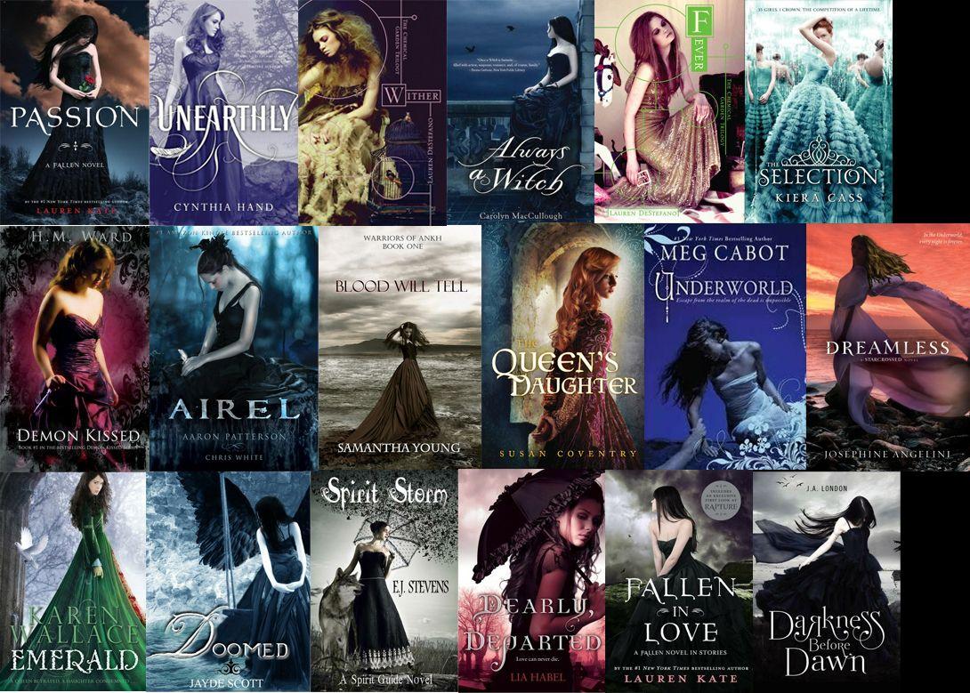 adult fantasy fiction books