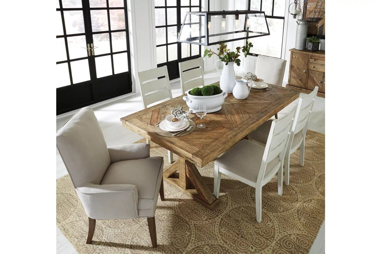 15 Great Decor Ideas For Kitchen Table Centerpieces Rectangular Dining Room Table Dining Table Dining Room Table