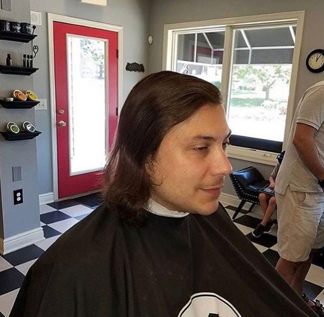 Frank Iero Before The Big Haircut A Frank Iero