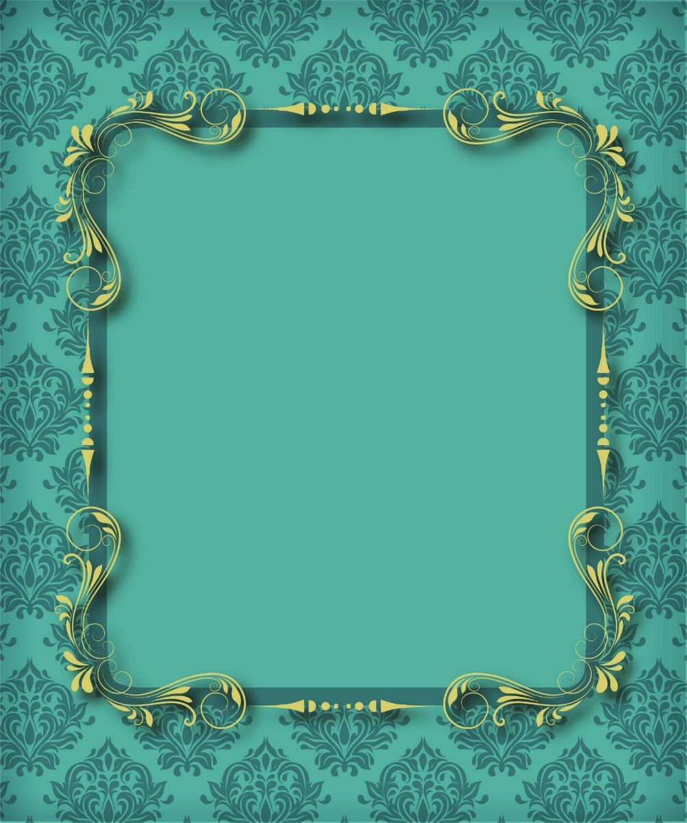 Antique Border: Pin By Martha On Stationery (Printables)