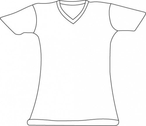 blank t shirt template i want to make pinterest template layouts and free. Black Bedroom Furniture Sets. Home Design Ideas