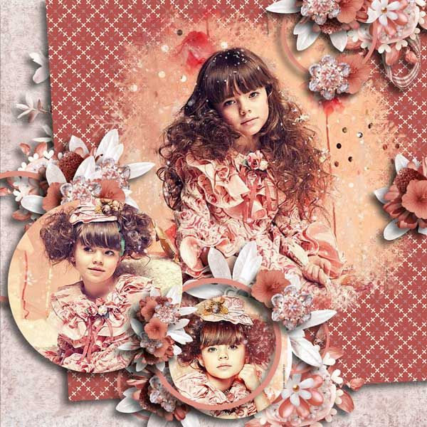 eternal by Angeliques Scraps digiscrapbooking.ch : [ link ] Scrap from France: [ link ] Soft Winter Template with Mask by JM Creations [ link ]   photo by Anastasia Serdyukova Photography