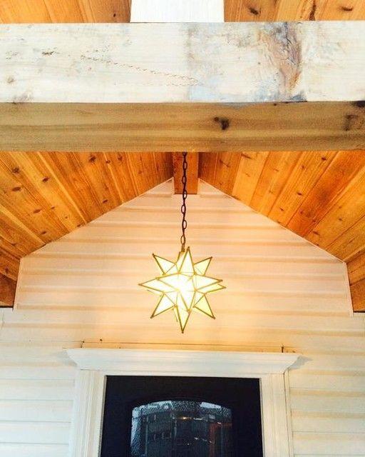 Olivia Indoor Outdoor Star Pendant Indoor Indoor
