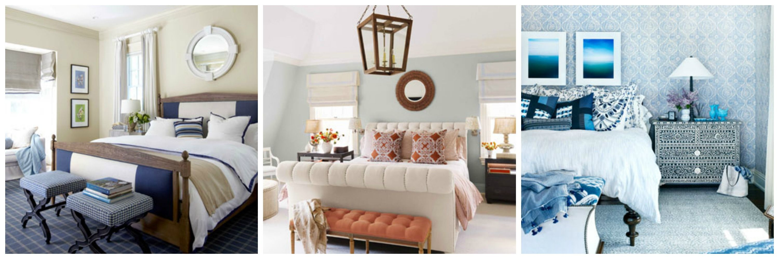 Bedrooms come in all styles, shapes, and sizes, so how do you design your own? We've got your bedroom decorating inspiration here so you can choose from, there's an idea for everyone. http://bit.ly/1pRjgez