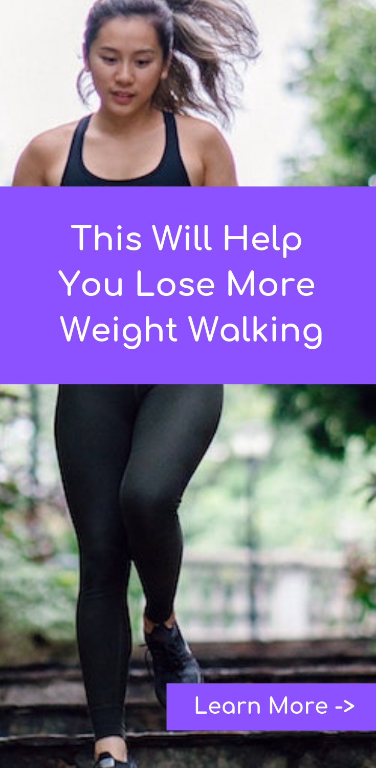 Pin on Walking for Weight Loss