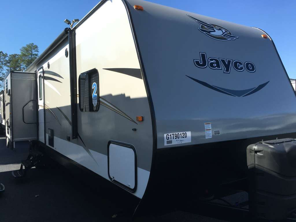 Jay Flight 2016 33RBTS Camping world rv, Camping world