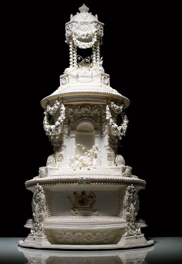 Princess Victoria S Wedding Cake Wedding Favorites By You