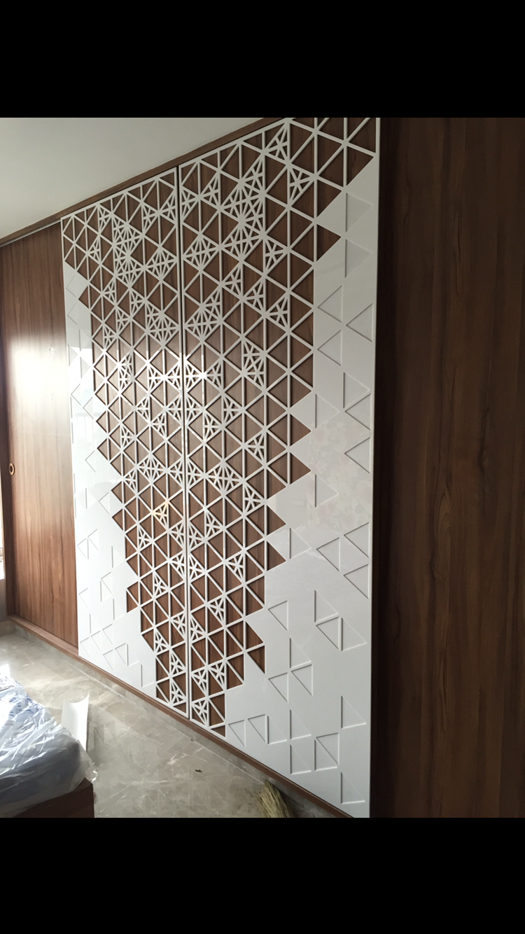 Acrylic Work In 2019 Jaali Design Interior Design Living