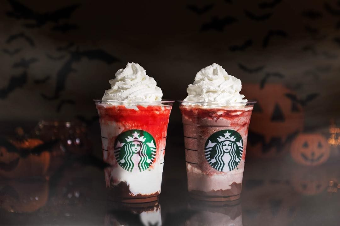 Starbucks Is Bringing Back Vampire Frappuccinos For