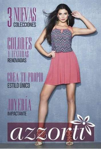 Catalogo azzorti: venta de ropa, hogar, perfumes, joyas