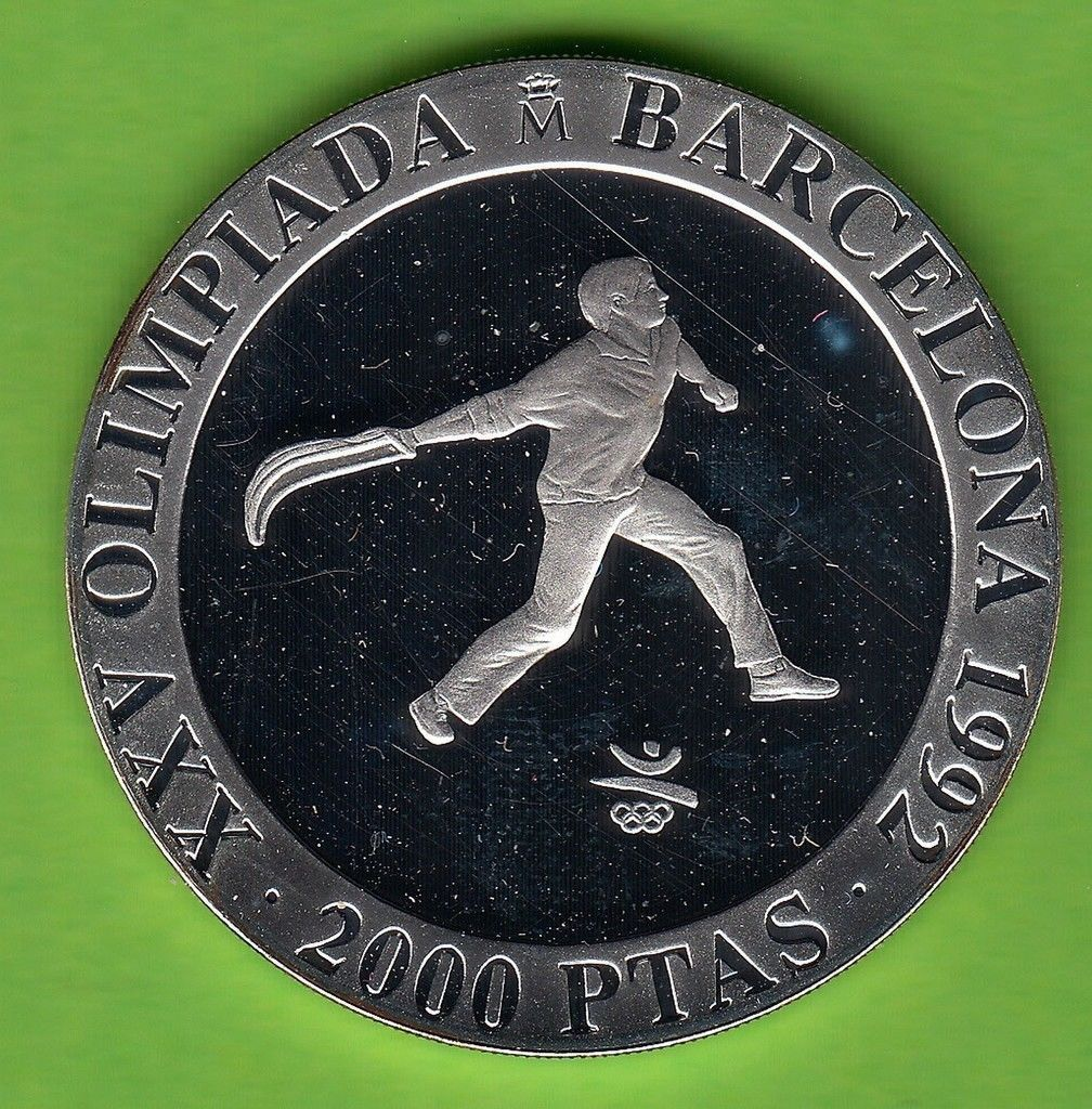 Olympiade Barcelona