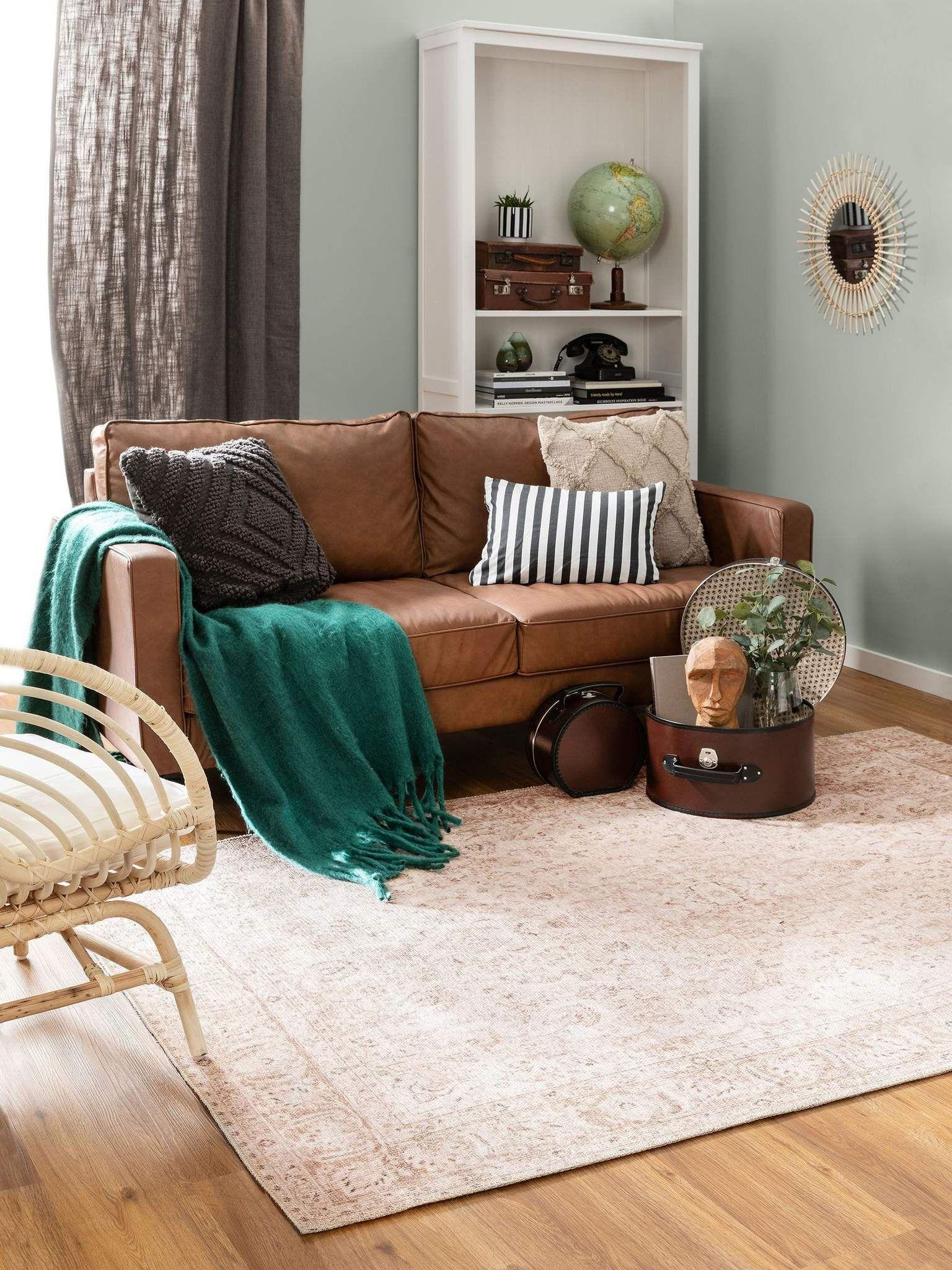Teppich Jola Beige, Orient Look – carpetz in 6