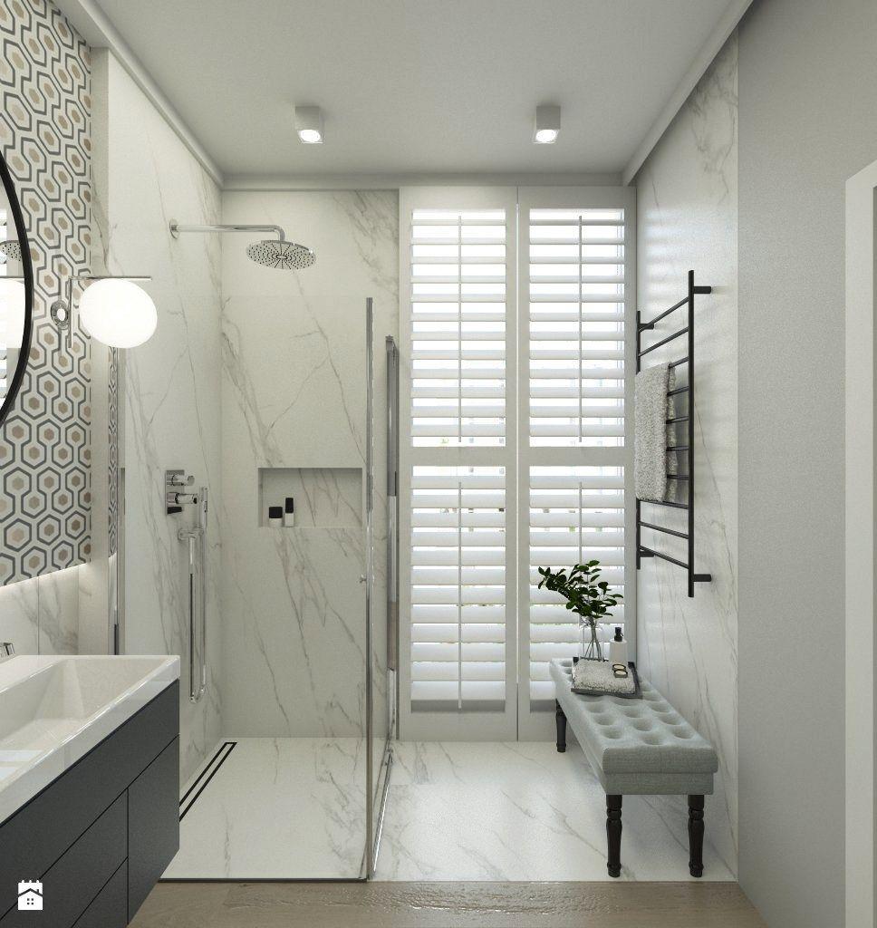 łazienka Styl Nowojorski Zdjęcie Od 3deko łazienka