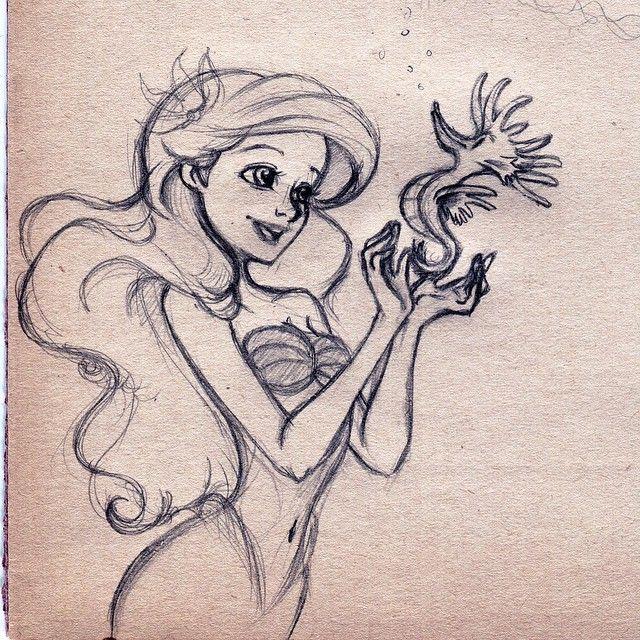 the little mermaid //