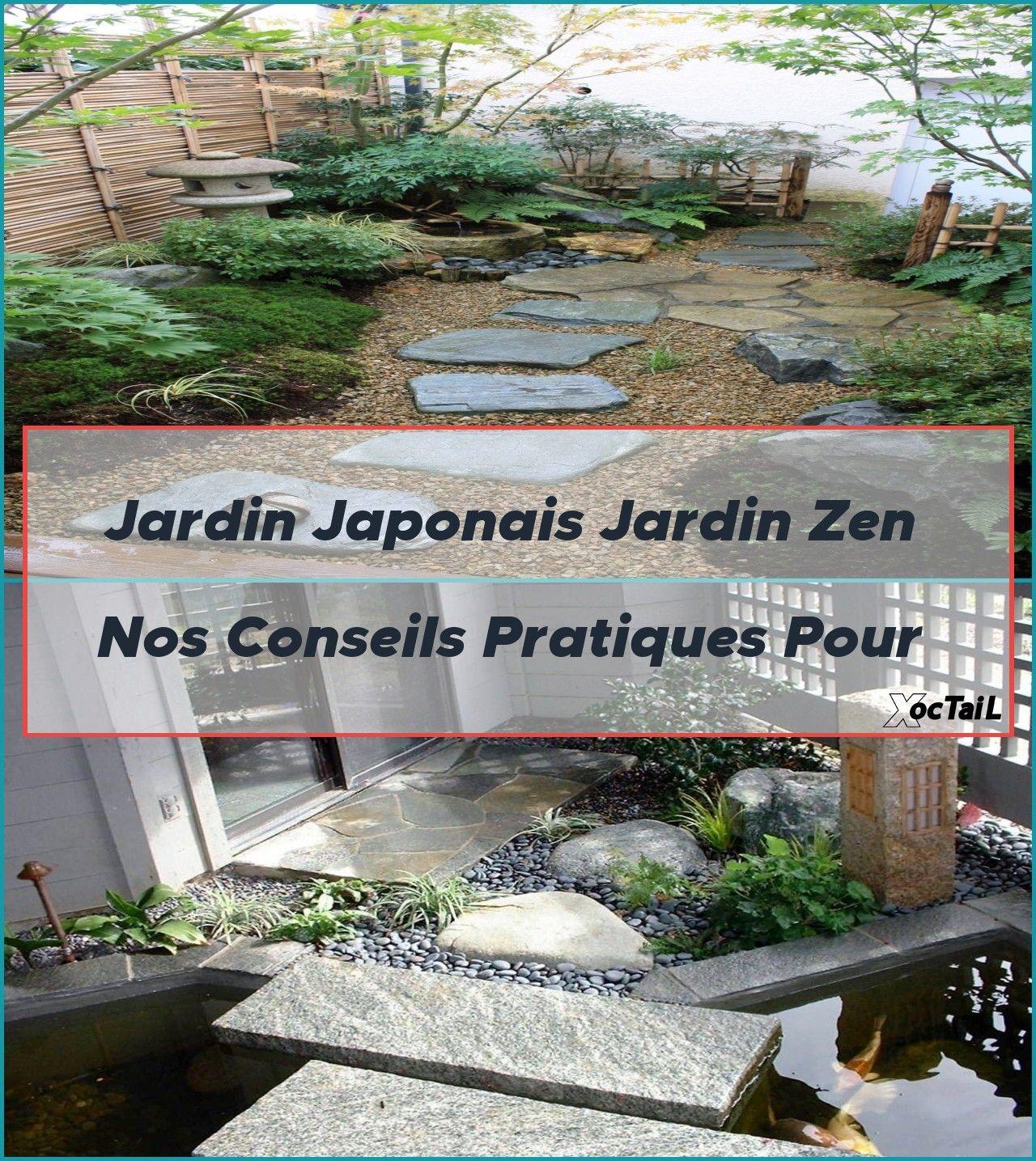La Nature Japonaise Avec Images Jardin Japonais Jardin Zen