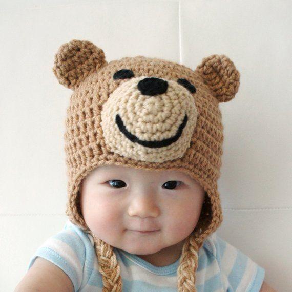 37d5199cc8b Ted Bear Hat