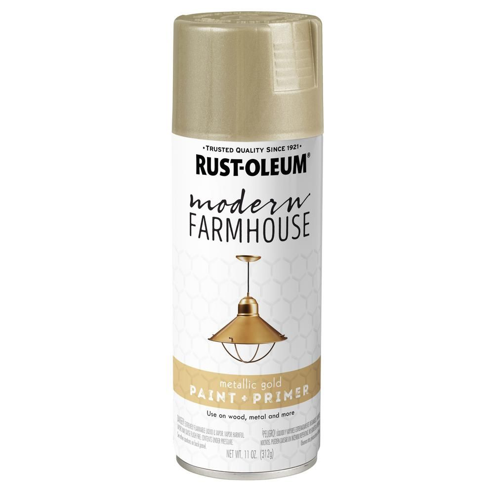 Rust-Oleum Universal 11 oz  All Surface Metallic Satin