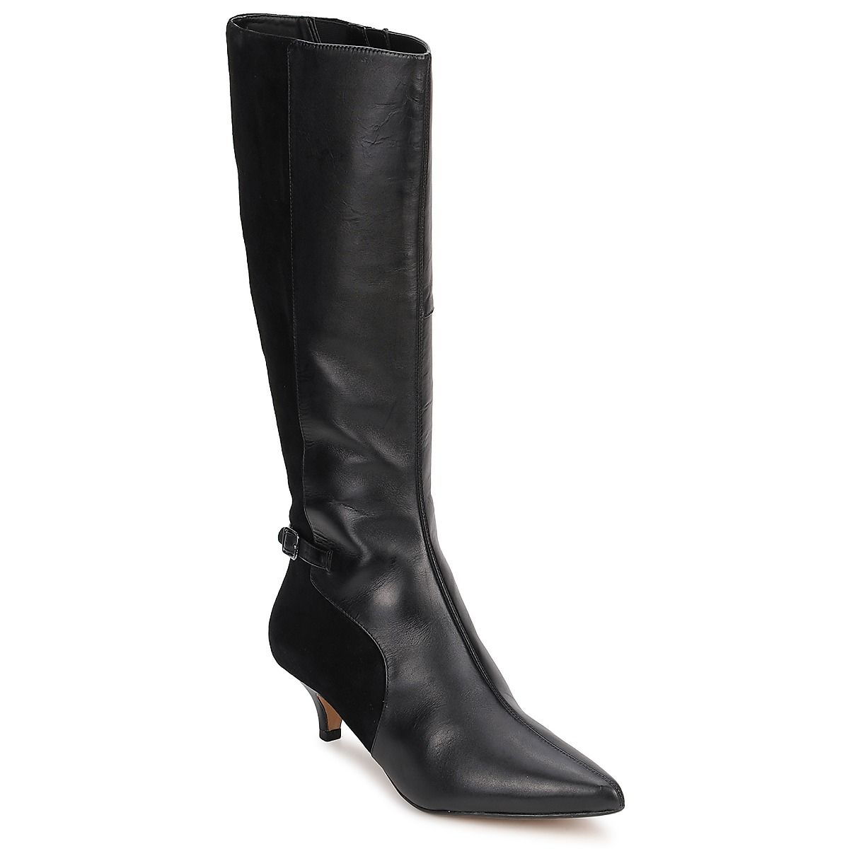 943a8f28 High boots Clarks KENZA ALASKA BLACK - Free next day delivery with  Spartoo.co.uk ! - Shoes Women £ 84.99