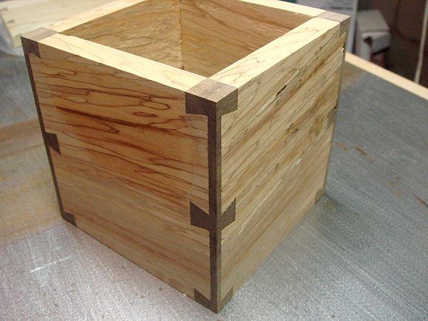Corner Post Dovetail Pen Box Build Thread Lots Of Pics