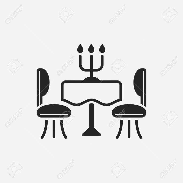 15 Dinner Table Icon Dinner Table Icon Dining Table Setting