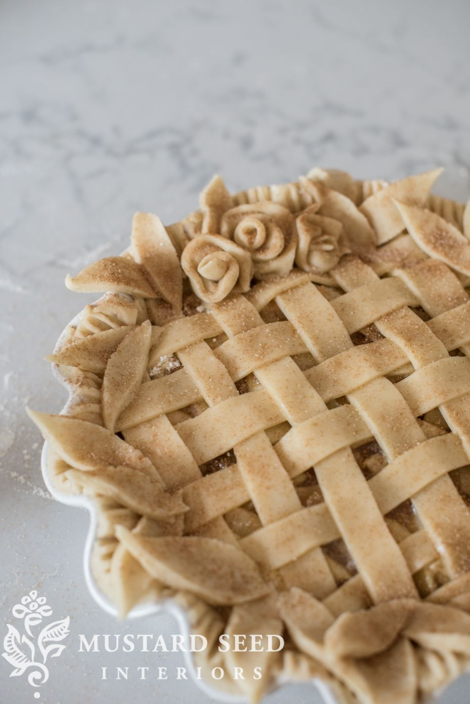 No-Fail Apple Pie #applepie