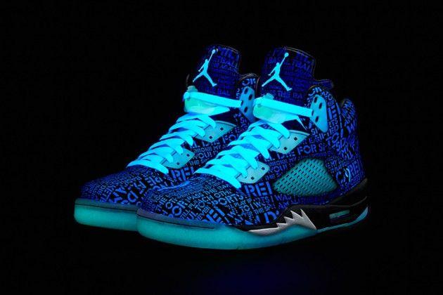 """Nike Air Jordan V Retro """"Doernbecher"""""""