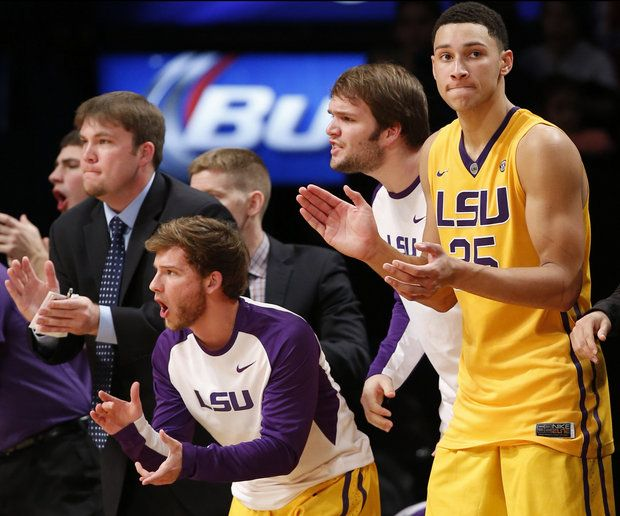 Ben Simmons and the LSU Tigers Knock Off Kentucky at Home, Move...: Ben Simmons and the LSU Tigers Knock Off Kentucky at Home,… #BenSimmons