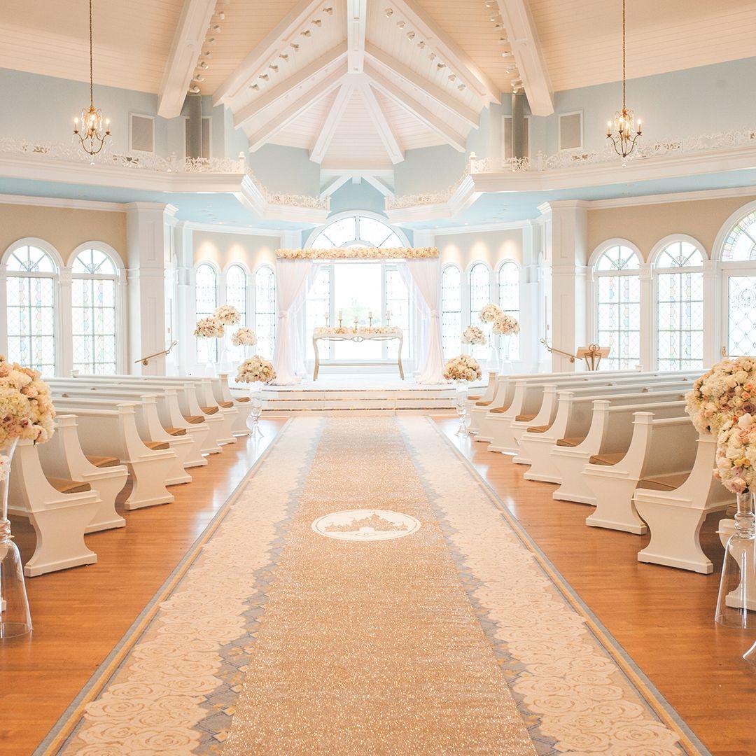 Disney's Wedding Pavilion | Cinderella wedding theme ...