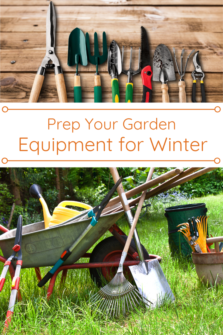 Learn How To Properly Store Your Yard And Garden Equipment And