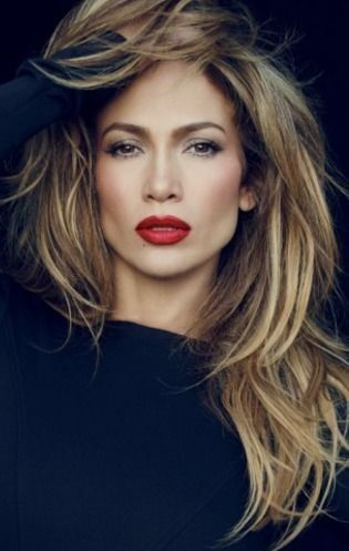 1b46812db46 JLo is always slaying the makeup game! Those cheekbones! Try this look with  our Shimmer Shape and Glow palette!